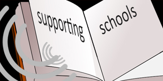 suporting schools product button