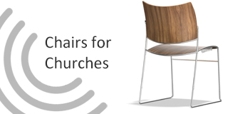 chairs for church halls