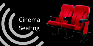 cinema and theatre seating